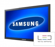 Samsung LCD's mit LED Backlight